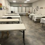 Commercial Cleaning- Art league Palm Coast